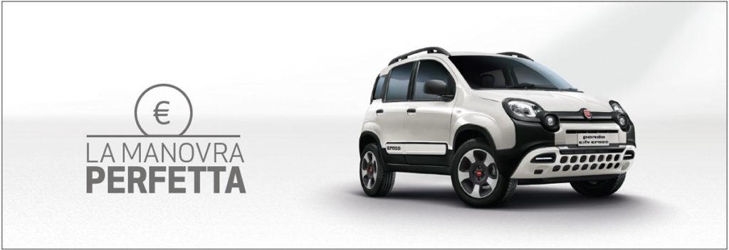 Fiat Panda Alba e Bra