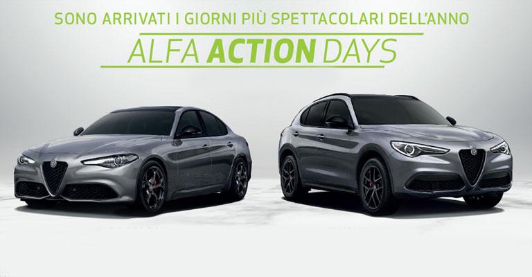 Alfa Romeo Giulia e Stelvio Alba e Bra