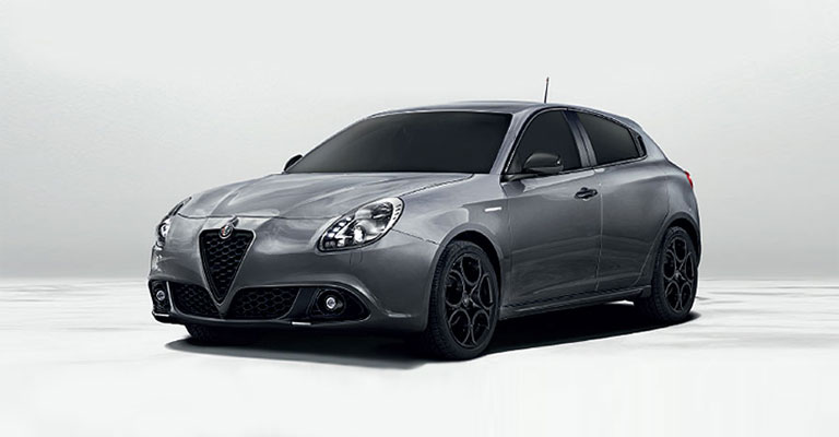 Alfa Romeo Giulietta Alba e Bra