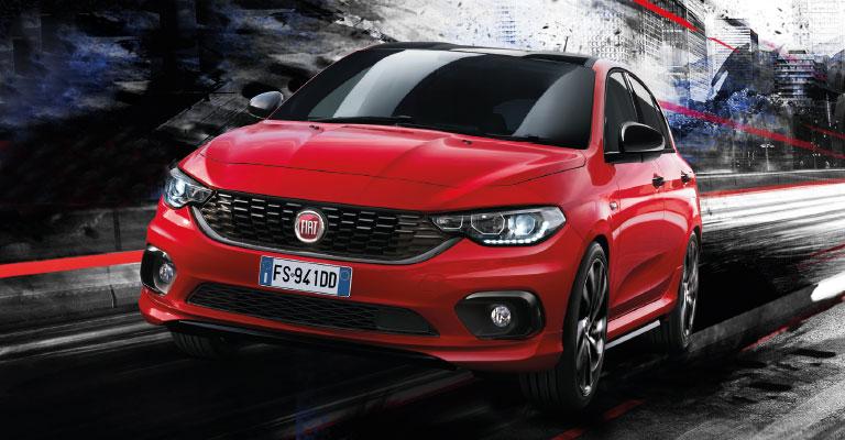 Fiat Tipo Sport Alba e Bra