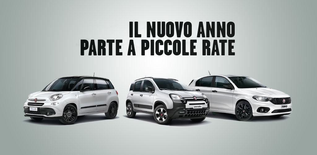 Gamma Fiat Alba e Bra