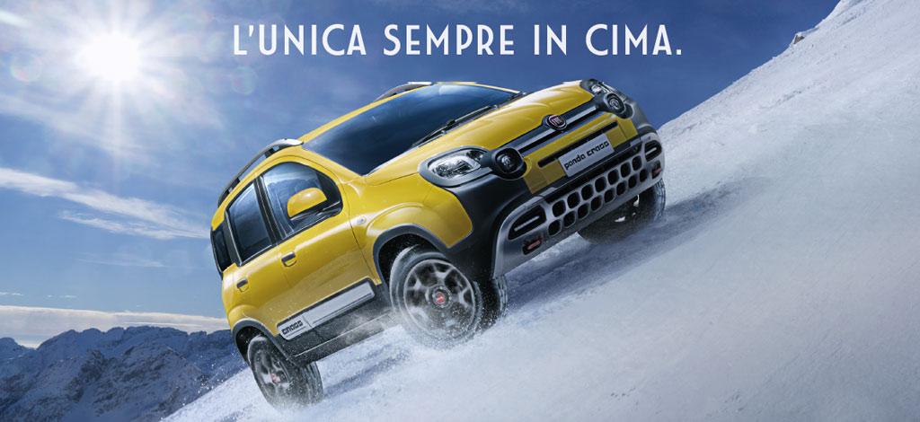 Fiat Panda 4x4 Alba e Bra