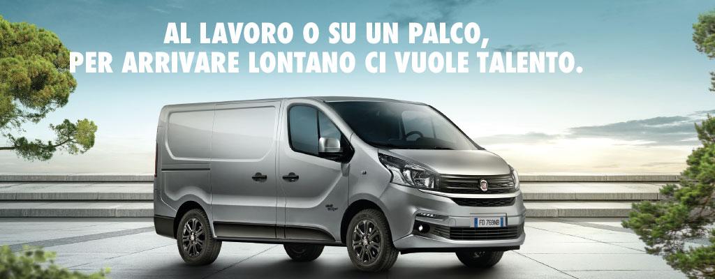 Fiat Talento Alba e Bra