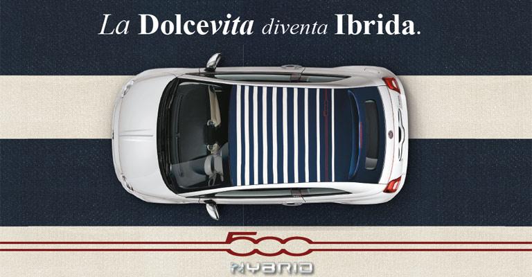 Fiat 500 Dolcevita Alba e Bra