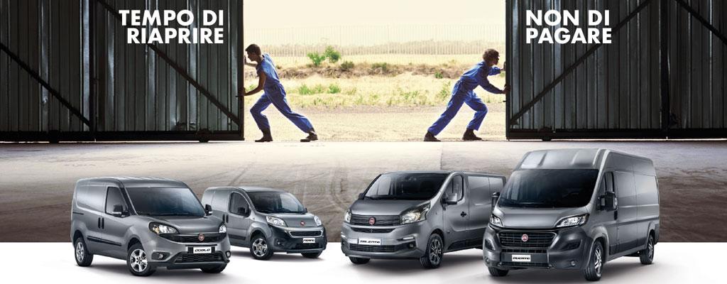 Gamma Fiat Professional Alba e Bra