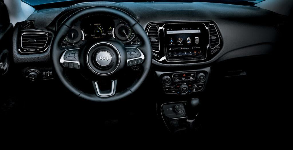 Jeep Compass 4xe Alba e Bra