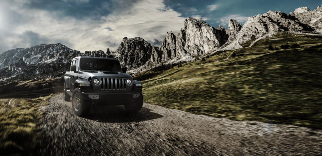 Jeep Gladiator Alba e Bra