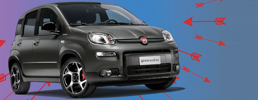 Promozione Fiat Hybrid
