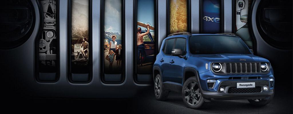 Promozione Gamma Jeep Renegade Aprile 2021
