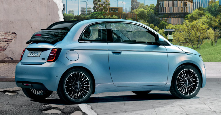 Fiat 500e Promo Maggio da Spazio ad Alba e Bra
